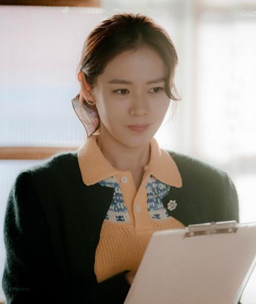 3 kiểu tóc xinh như mộng của Son Ye Jin trong Hạ cánh nơi anh-7