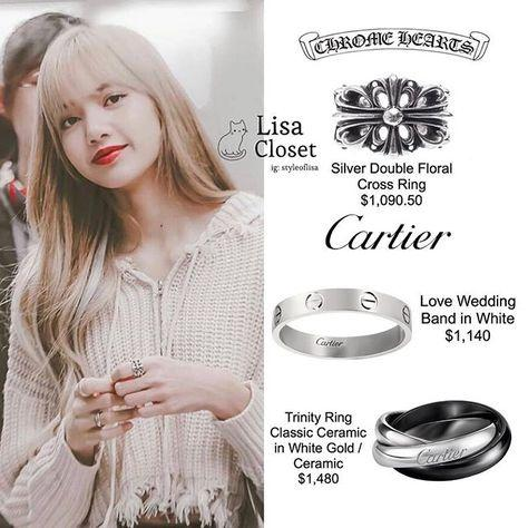 Jennie (BlackPink) tặng nhẫn Cartier giá hơn 1.200 USD cho Jisoo-3
