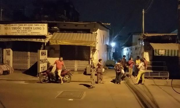 Nghi ngờ vợ có nhân tình, chồng hờ khoá cửa phòng trọ đốt khiến bỏng nặng ở Sài Gòn-1