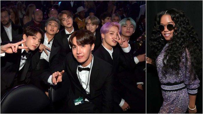 Nữ ca sĩ được BTS trao giải Grammy H.E.R thả thính hợp tác, một siêu phẩm âm nhạc sắp xuất hiện?-3