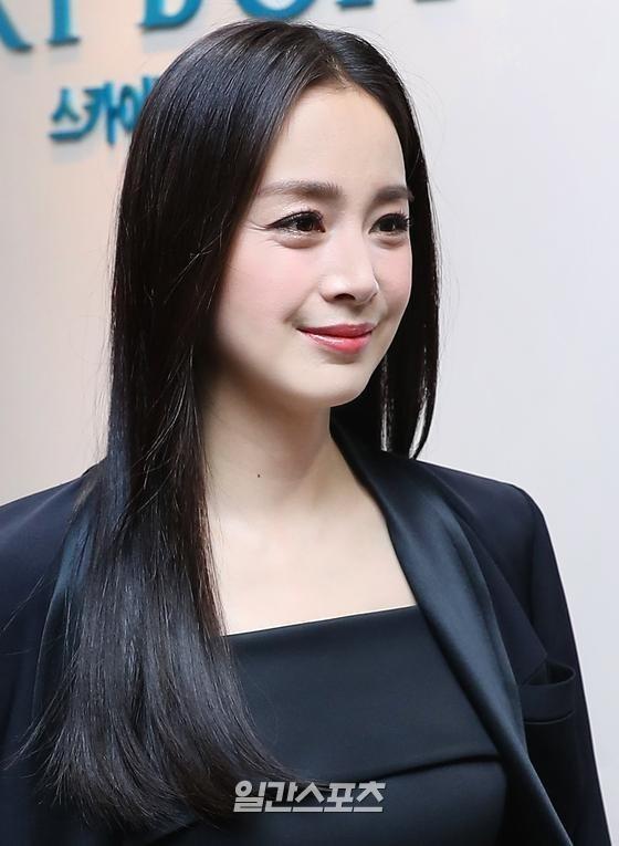 Kim Tae Hee gây thất vọng vì nhan sắc tụt dốc, thân hình kém thon thả trong lễ trao giải Golden Disc Awards 2020-2