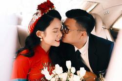 Cô dâu trong siêu đám cưới 54 tỷ ở Quảng Ninh: 'Cảm ơn vì sự quan tâm của mọi người'