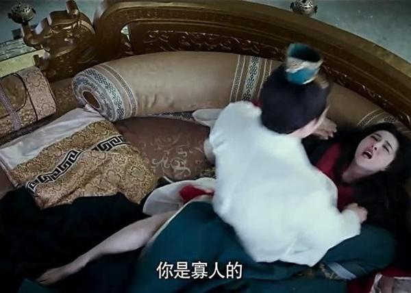 Những mối tình cải biên gây tranh cãi trên màn ảnh Hoa ngữ-6