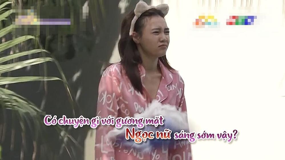 Mỹ nhân Việt lộ mặt mộc trên truyền hình: Người xinh đẹp hút hồn, người nhợt nhạt kém sắc-10