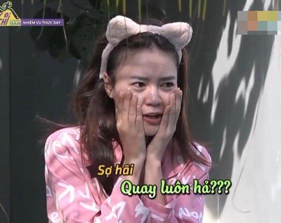 Mỹ nhân Việt lộ mặt mộc trên truyền hình: Người xinh đẹp hút hồn, người nhợt nhạt kém sắc-11