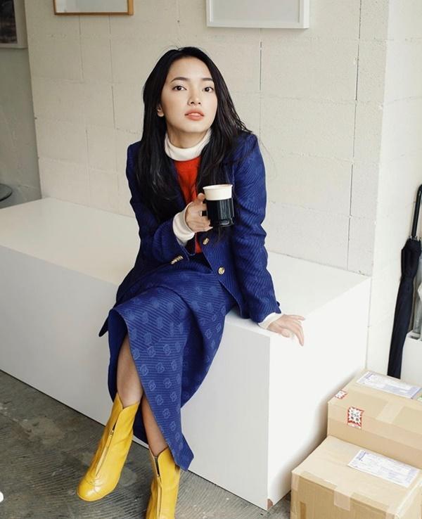 Minh Hằng, Chi Pu nhanh chân dẫn dầu xu hướng màu sắc nổi bật nhất năm 2020-5