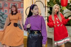 Minh Hằng, Chi Pu nhanh chân dẫn dầu xu hướng màu sắc nổi bật nhất năm 2020