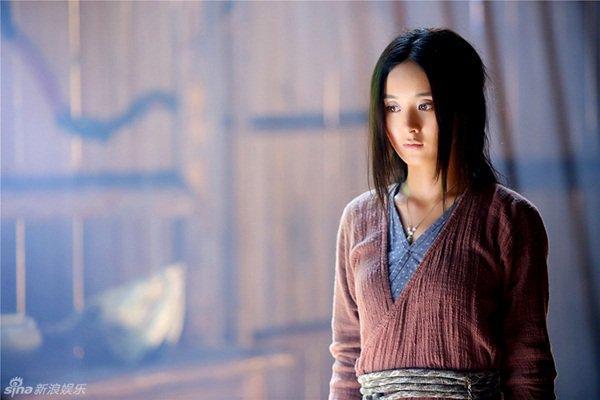 Những vết sẹo hình thù kỳ dị trên mặt các mỹ nhân Hoa ngữ trong phim cổ trang-1