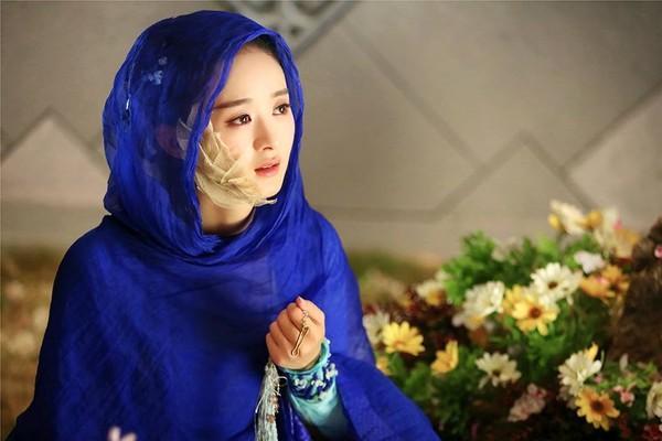 Những vết sẹo hình thù kỳ dị trên mặt các mỹ nhân Hoa ngữ trong phim cổ trang-2