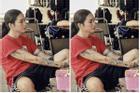 BB Trần gây sốt với hình ảnh 'gương mặt đàn bà - tướng là đàn ông'