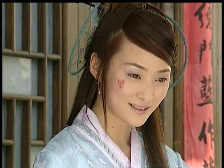 Những vết sẹo hình thù kỳ dị trên mặt các mỹ nhân Hoa ngữ trong phim cổ trang-8