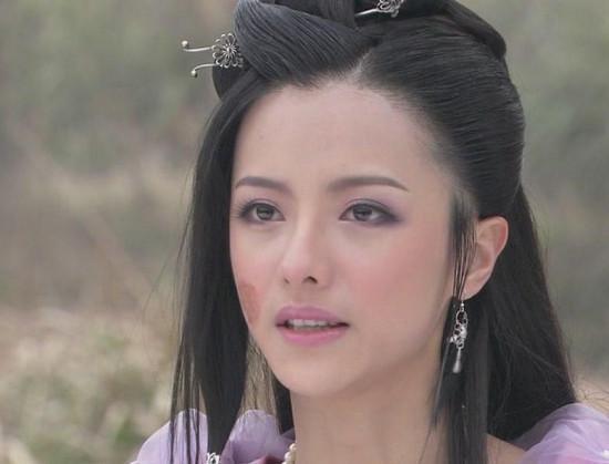 Những vết sẹo hình thù kỳ dị trên mặt các mỹ nhân Hoa ngữ trong phim cổ trang-11