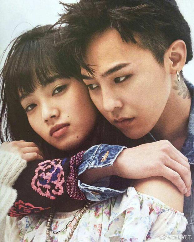 Top 1 Weibo rần rần gọi tên G-Dragon: Ông hoàng Kpop đang hẹn hò với mỹ nhân 1996 Nana Komatsu, có hẳn bằng chứng?-3