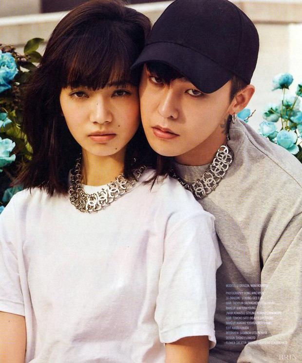Top 1 Weibo rần rần gọi tên G-Dragon: Ông hoàng Kpop đang hẹn hò với mỹ nhân 1996 Nana Komatsu, có hẳn bằng chứng?-4