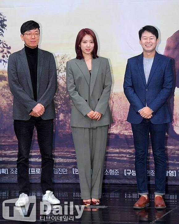 Park Shin Hye giờ cũng mũm mĩm lên trông thấy, chính thức nhập hội mỹ nhân tăng cân đón Tết-1