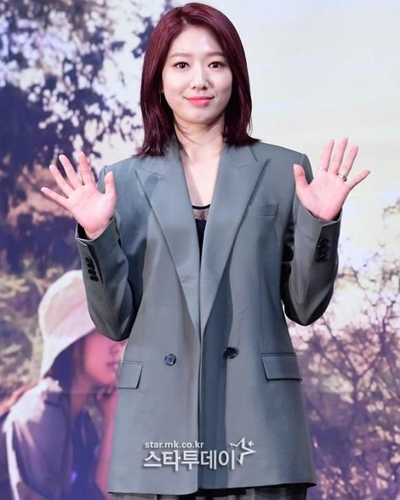 Park Shin Hye giờ cũng mũm mĩm lên trông thấy, chính thức nhập hội mỹ nhân tăng cân đón Tết-3