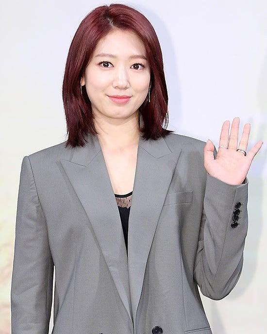 Park Shin Hye giờ cũng mũm mĩm lên trông thấy, chính thức nhập hội mỹ nhân tăng cân đón Tết-4