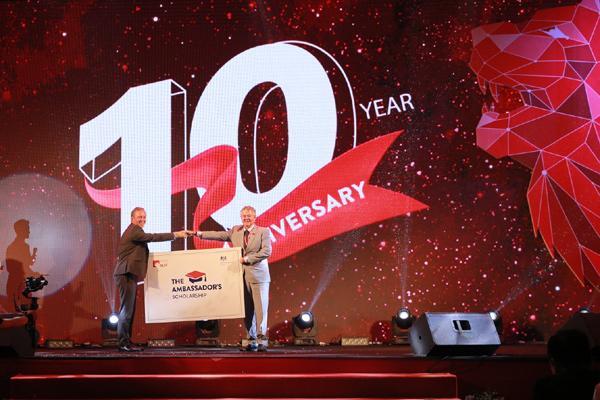 Đại học Anh Quốc Việt Nam kỷ niệm 10 năm thành lập-1