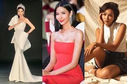 Bản tin Hoa hậu Hoàn vũ 7/1: Hoàng Thùy 'có đỏ có thơm', nổi bật không kém H'Hen Niê