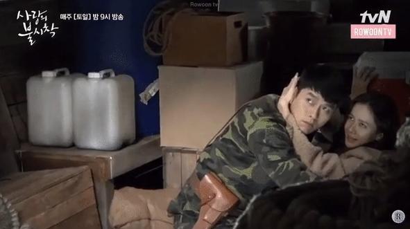 Son Ye Jin lộ biểu cảm mê mẩn trong cảnh hôn Hyun Bin-2