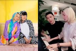 Quang Trung và Thiều Bảo Trang cùng song ca