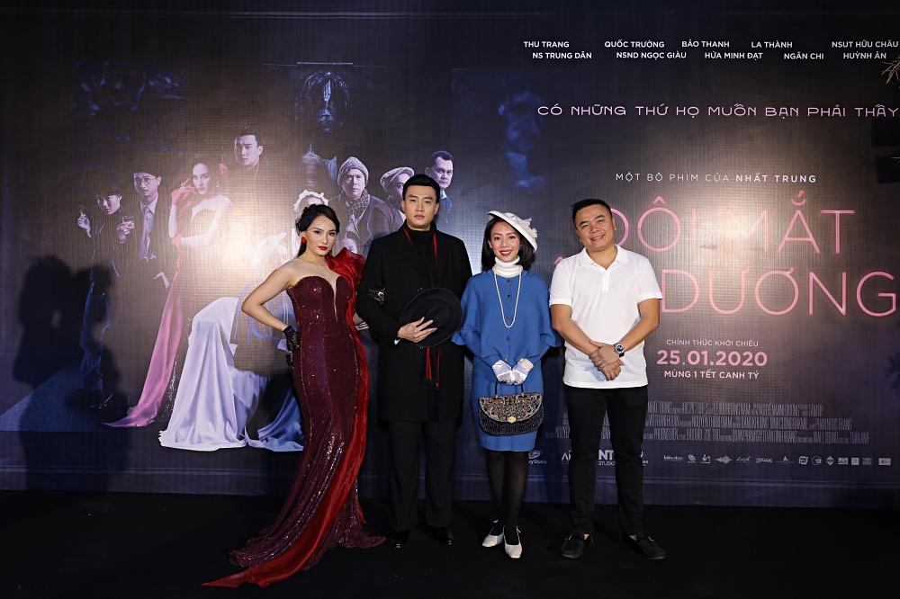 Đã làm người thứ 3, Bảo Thanh còn thẳng tay đánh Thu Trang trong phim kinh dị chiếu Tết-1