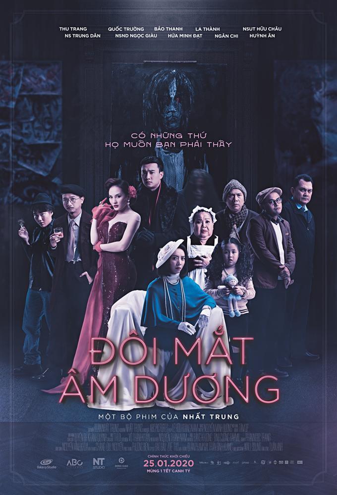Đã làm người thứ 3, Bảo Thanh còn thẳng tay đánh Thu Trang trong phim kinh dị chiếu Tết-8