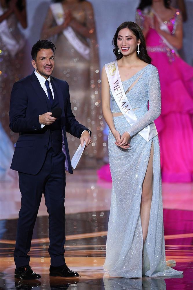 Hoàng Thùy, Lương Thùy Linh cùng tranh giải Hoa hậu đẹp nhất thế giới 2019-1