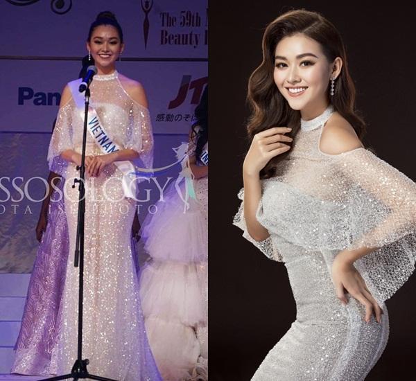 Hoàng Thùy, Lương Thùy Linh cùng tranh giải Hoa hậu đẹp nhất thế giới 2019-3