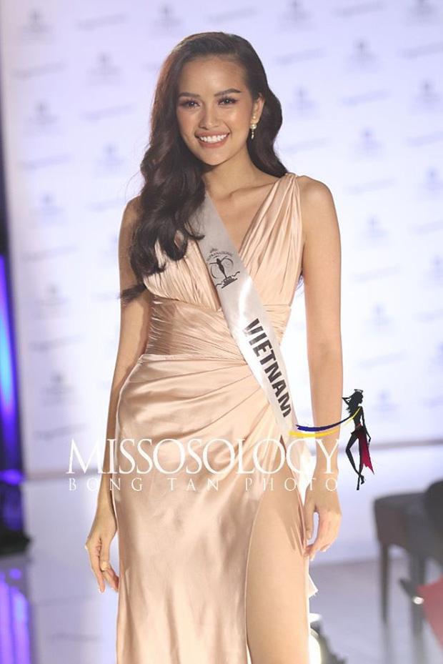 Hoàng Thùy, Lương Thùy Linh cùng tranh giải Hoa hậu đẹp nhất thế giới 2019-4