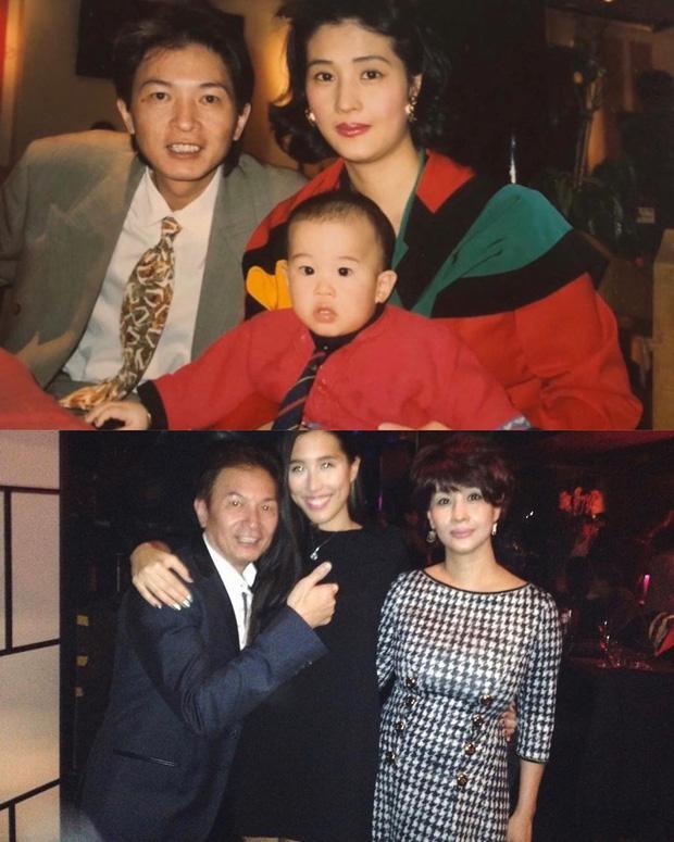 Khoe mẹ thời trẻ thuộc tầm mỹ nhân, hot girl Việt kiều chứng minh: Có mẹ đẹp chính là bảo hiểm nhan sắc trọn đời!-1