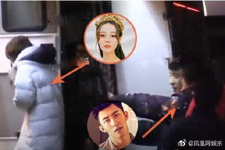 Hoàng Cảnh Du - Địch Lệ Nhiệt Ba phát sinh phim giả tình thật, vừa quay phim vừa hẹn hò?-1