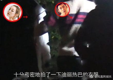Hoàng Cảnh Du - Địch Lệ Nhiệt Ba phát sinh phim giả tình thật, vừa quay phim vừa hẹn hò?-2