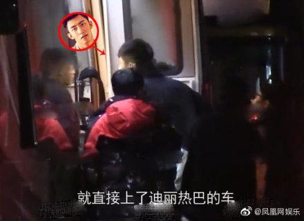 Hoàng Cảnh Du - Địch Lệ Nhiệt Ba phát sinh phim giả tình thật, vừa quay phim vừa hẹn hò?-4