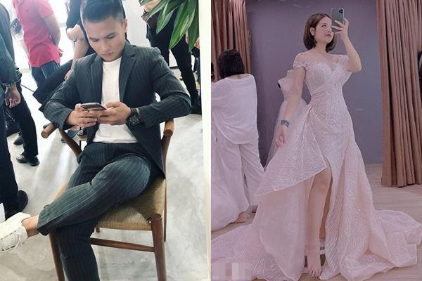 Phản ứng của cô chủ tiệm nail giữa tin đồn qua tết sẽ tổ chức đám cưới với Quang Hải-1