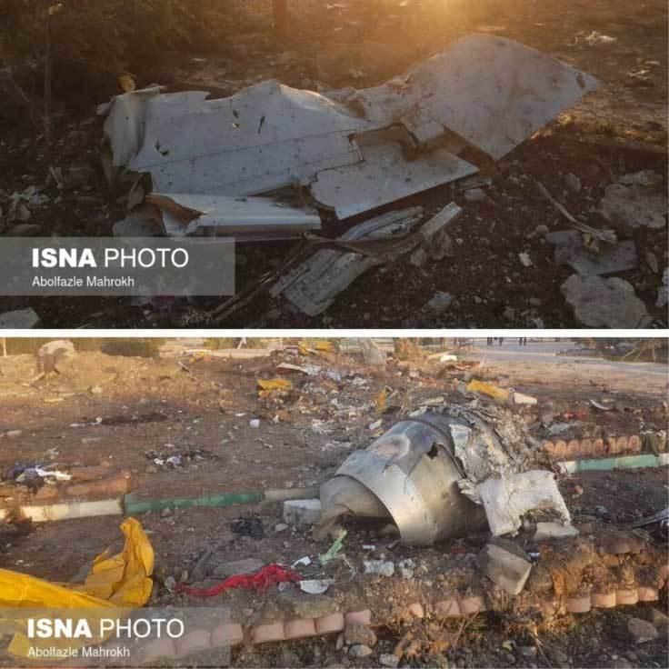 Máy bay chở hơn trăm người rơi ở Iran, không ai sống sót-1