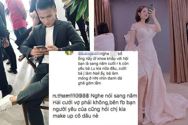 Mở bát đầu năm: Văn Đức lấy vợ, Duy Mạnh kém miếng khó chịu cưới luôn cho nóng nhưng tò mò nhất là Quang Hải-5