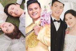 'Mở bát' đầu năm: Văn Đức lấy vợ, Duy Mạnh kém miếng khó chịu cưới luôn cho nóng nhưng tò mò nhất là Quang Hải