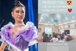 Khánh Vân - Kim Duyên cùng xác nhận tin vui, giấc mơ Miss Universe của Thúy Vân giờ đây tắt lịm