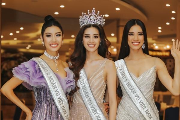 Khánh Vân - Kim Duyên cùng xác nhận tin vui, giấc mơ Miss Universe của Thúy Vân giờ đây tắt lịm-1