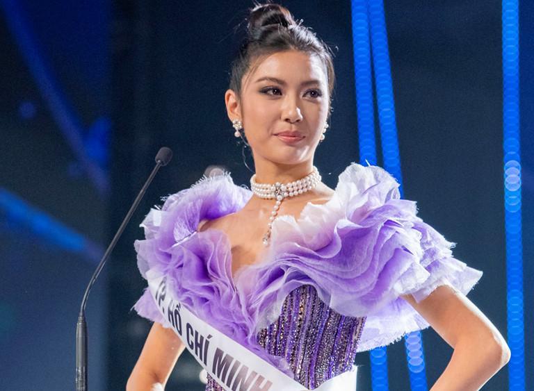 Khánh Vân - Kim Duyên cùng xác nhận tin vui, giấc mơ Miss Universe của Thúy Vân giờ đây tắt lịm-2