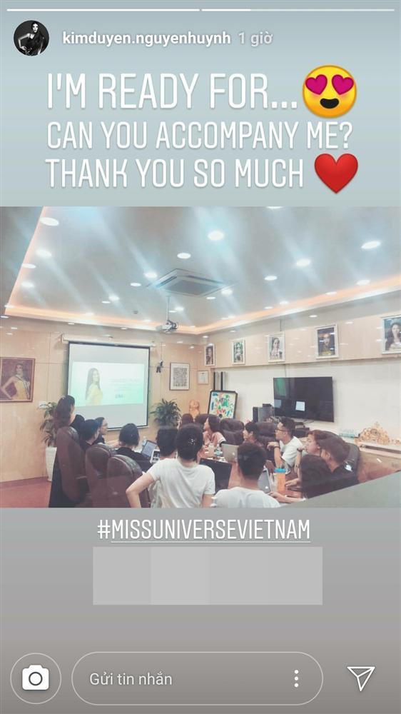 Khánh Vân - Kim Duyên cùng xác nhận tin vui, giấc mơ Miss Universe của Thúy Vân giờ đây tắt lịm-4