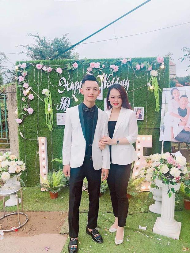 Chú rể ôm gái lạ gục đầu khóc ngay tại lễ đường ở Nam Định, cô dâu mặt lạnh te đứng nhìn-3