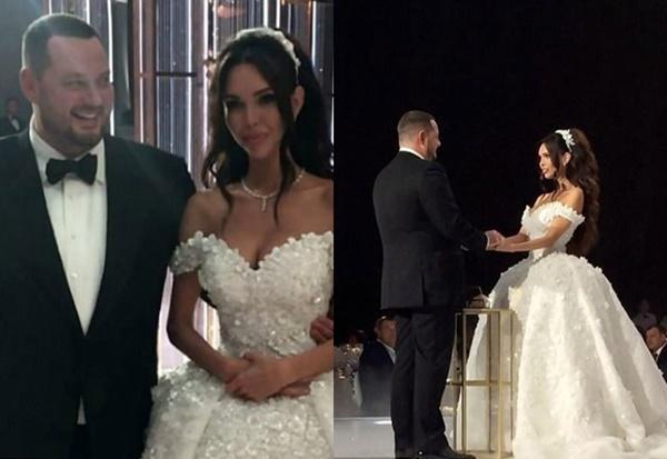 Cô dâu từng đeo nhẫn cưới 200 tỷ, sinh 2 con mới đồng ý cưới đại gia giờ ra sao?-2