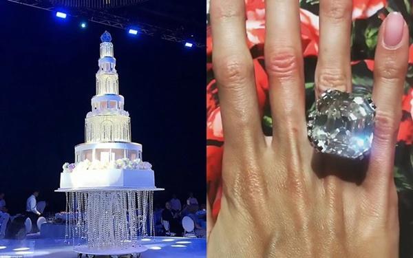 Cô dâu từng đeo nhẫn cưới 200 tỷ, sinh 2 con mới đồng ý cưới đại gia giờ ra sao?-3