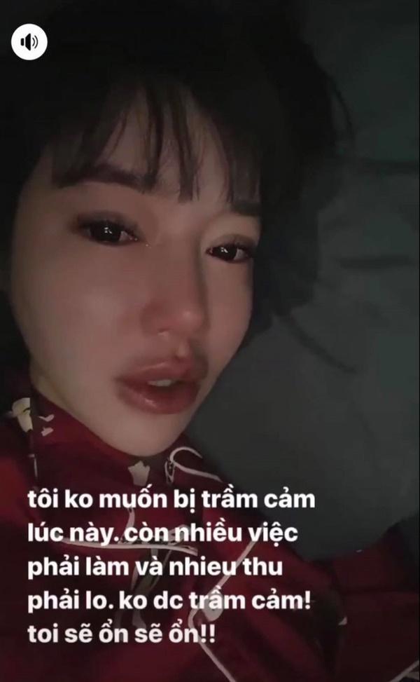 Mỹ nhân Việt đối diện với việc chồng ngoại tình: Người rơi vào trầm cảm, kẻ có ý định tự tử-4