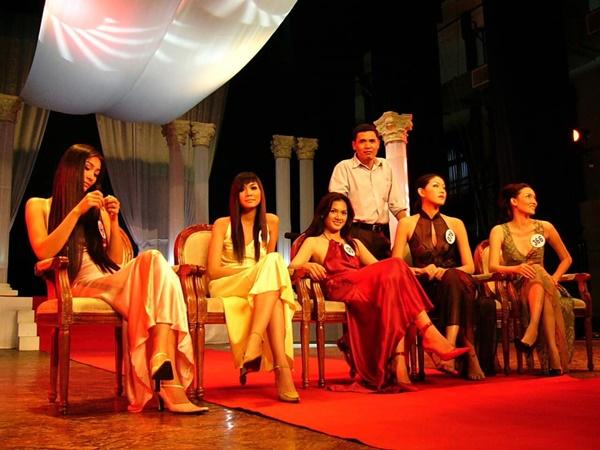 Anh Thư, Thanh Hằng trong Những cô gái chân dài 16 năm trước-13