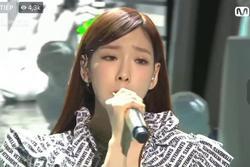 Tae Yeon trình diễn 'Four Seasons' ở lễ trao giải Gaon