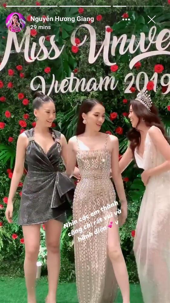 Là mỹ nhân chuyển giới nhưng nhan sắc Hương Giang giờ đây nổi bật hơn cả đương kim Hoa hậu Khánh Vân-1