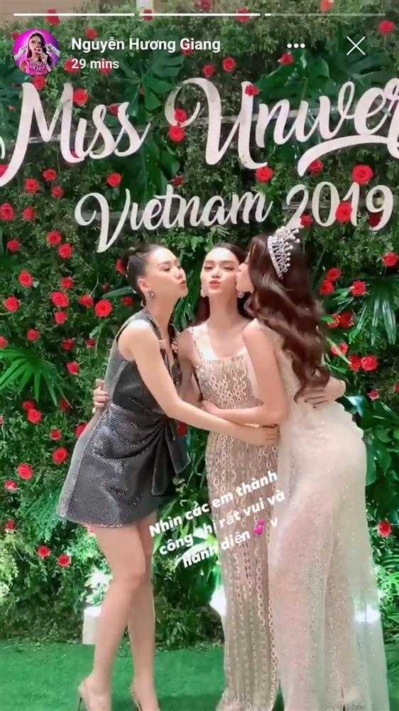 Là mỹ nhân chuyển giới nhưng nhan sắc Hương Giang giờ đây nổi bật hơn cả đương kim Hoa hậu Khánh Vân-2